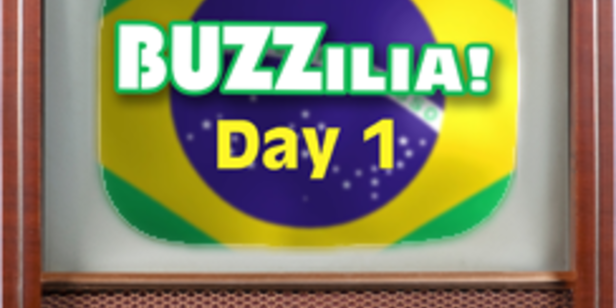 Buzzilia Video: Tag 1