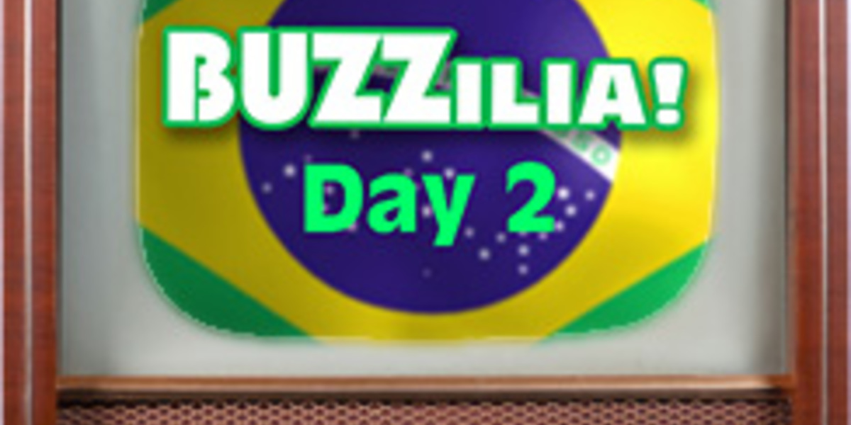 Buzzilia Video: Tag 2